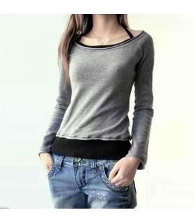 Design Langarm Shirt