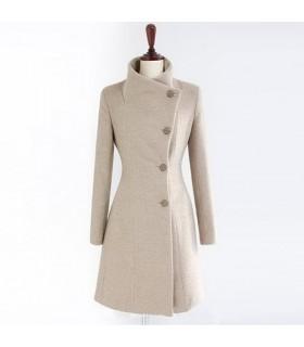 Camel elegant coat