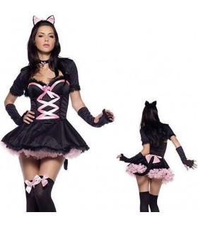 Süsses Kätzchen Kostüm