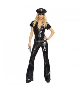 Police woman officer costume