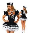 Sailor woman costume