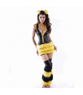 Costume reine des abeilles