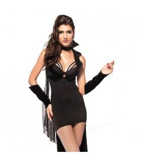 Gräfin der Nacht Kostüm
