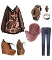 Day-school outfit