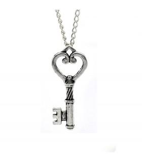 Schlüssel Anhänger Halskette