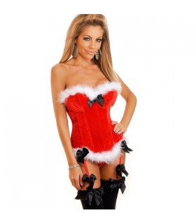 Natale corsetto sexy