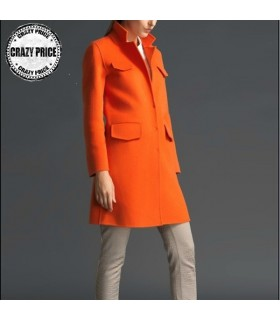 Rotgelblicher Mantel