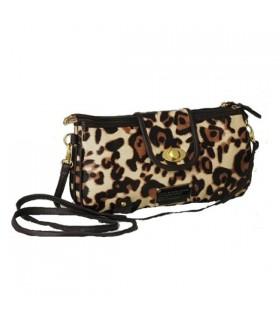 Sexy leopraden Handtasche