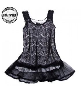 Lace leisure dress