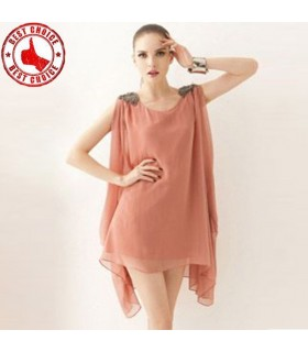 Vale rosa Kleid