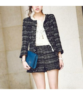 Two piece vintage style suit