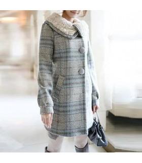 Casual schönen Mantel