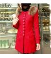 Roten Phantasie Mantel