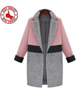 Vintage manteau doux