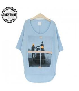 Blu top