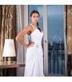 Gorgeous sexy back wedding dress