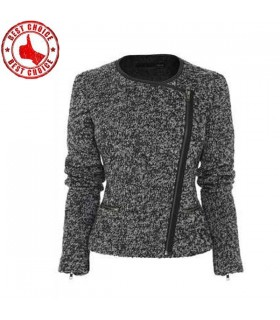Moderne Strickjacke
