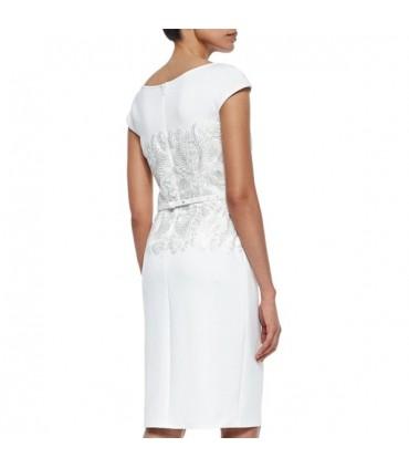 the latest 1ac4e eb1a1 Weiße Kleid mit Spitze