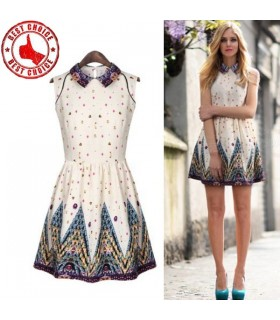 French chic style sexy dress