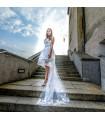 Kurze sexy Hochzeitskleid