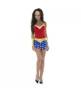 Super Frauen Kostüm