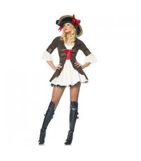 Sexy costume da pirata