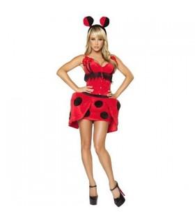 Ladybug sweet costume
