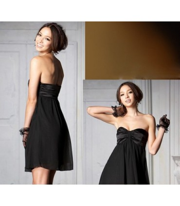 Robe Noire Sexy Elegante Size Xs