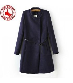 Mode Oberbekleidung Frauen Mantel