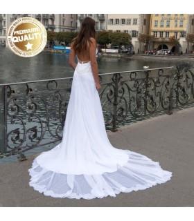 Vintage sweetheart sexy abito da sposa