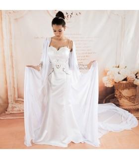 Super sexy exotische Hochzeitskleid