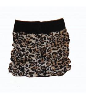 Jupe léopard sexy