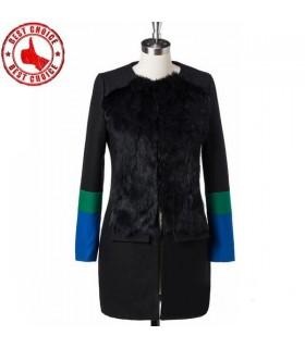 Fashionista splendido cappotto