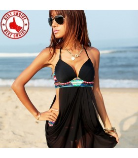 Two piece super sexy fashion swimsuit