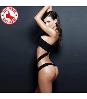 Super sexy Einteiler cross brasilianischer Badeanzug