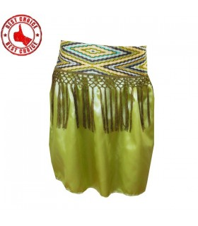Special design skirt with tassel