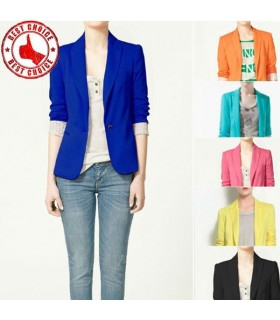 Komfortable Frauen Blazer