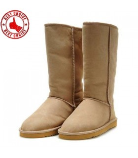 UGG long light brown boots