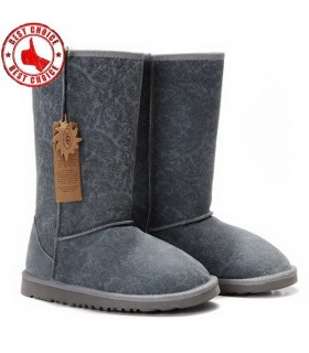 UGG long grey vintage boots