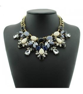 Blumen Aussage Halskette