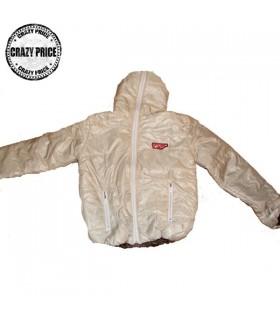 Sottile giacca beige