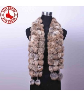 Kaninchenhaar Schal