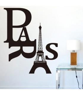 Decorazione della parete Decor Art Paris Tour Eiffel