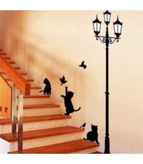 Wall sticker decor room